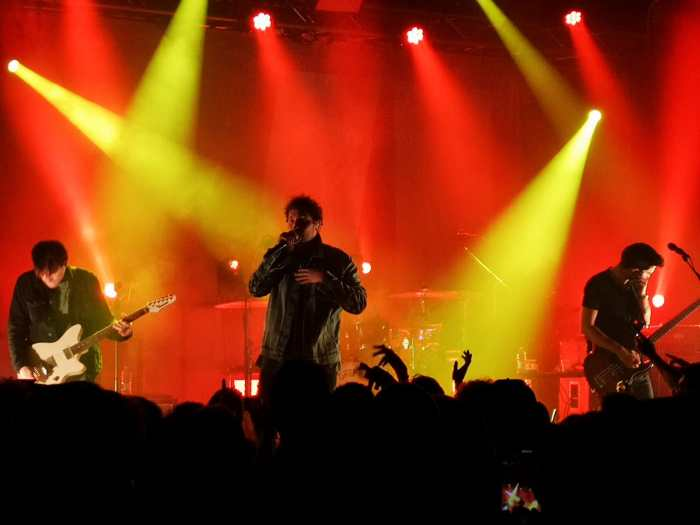 You Me At Six dal vivo a Milano venerdì 1 febbraio 2019