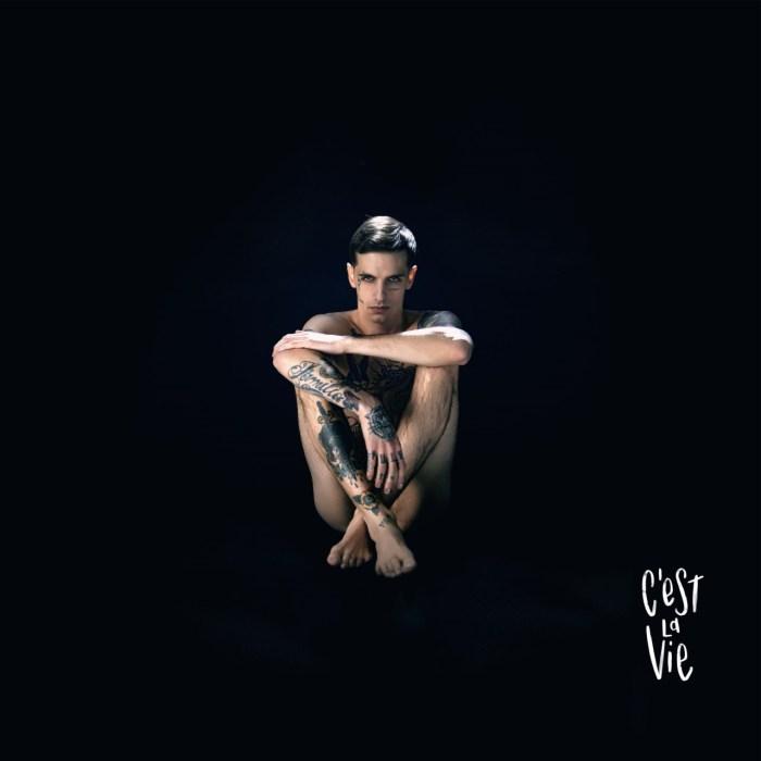"""Copertina singolo """"C'Est La Vie"""" Achille Lauro"""