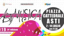 Il programma di Astimusica 2019