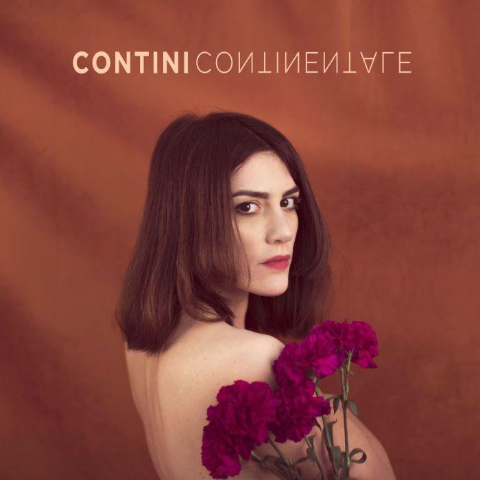 """copertina album """"Continentale"""" Contini"""