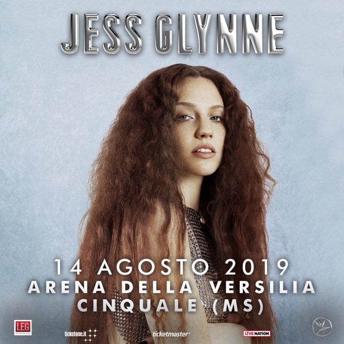Jess Glynne in concerto all'Arena della Versilia di Cinquale il 14 agosto