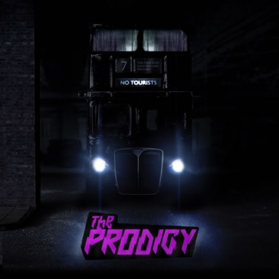 """No Tourists"" copertina album The Prodigy"