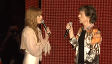 "Florence Welch e i Rolling Stones cantano ""Wild Horses"" dalla nuova antologia ""Honk"""