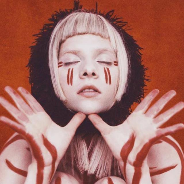 "copertina album ""A Different Kind Of Human"" Aurora"