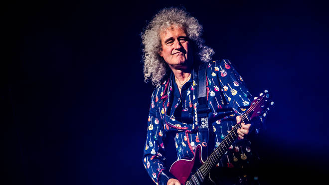 """Brian May due canzoni con Five Finger Death Punch e """"Holy Man"""" di Dennis Wilson con Roger Taylor e Taylor Hawkins"""