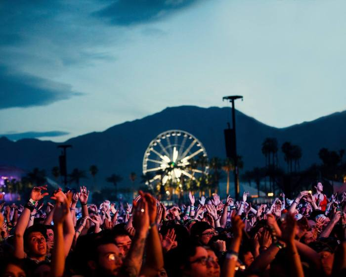 Segui la diretta streaming del Coachella 2019