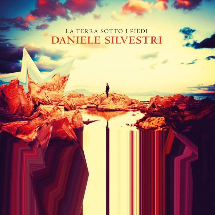 """Daniele Silvestri copertina album """"La Terra Sotto I Piedi"""""""