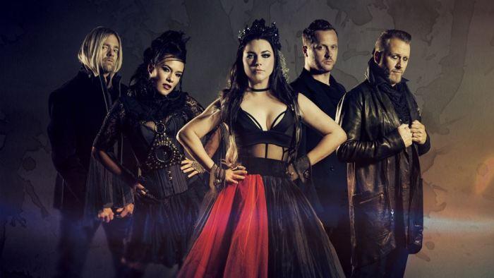 Il 2 settembre tornano in concerto gli Evanescence all'Arena di Verona