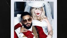 """Madonna e Maluma insieme in """"Medellin"""", primo singolo estratto da """"Madame X"""""""