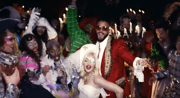 """Madonna è tornata con il video di """"Medellin"""" featuring Maluma"""
