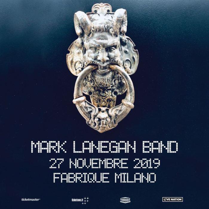 Mark Lanegan Band in concerto il 27 novembre a Milano