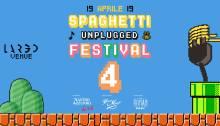 Venerdì 19 aprile Spaghetti Unplugged Festival a Largo venue di Roma