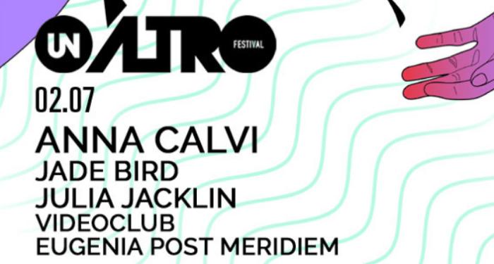Unaltrofestival lineup cast 2019