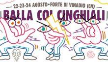 Dal 22 al 24 agosto torna il festival Balla Coi Cinghiali con Tedua, La Rappresentante di Lista, FASK e altri