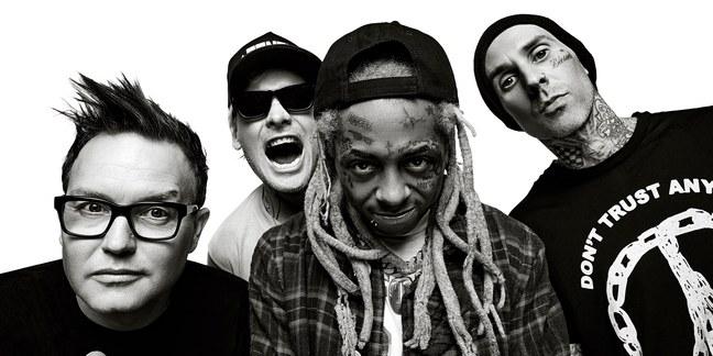 I Blink 182 vanno in tour con Lil Wayne e Neck Deep per un tour estivo in 38 città di Stati Uniti d'America e Canada