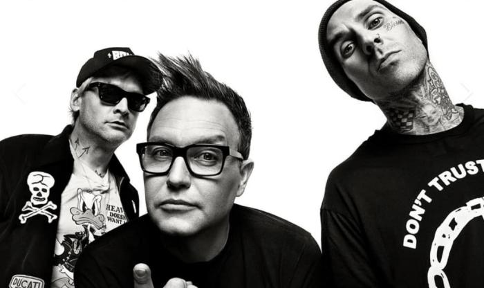 """""""Blame It On My Youth"""" è il nuovo singolo dei Blink-182, a tre anni dal precedente album """"California"""" con Matt Skiba alla voce"""