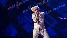 """Morgan ha presentato a The Voice la nuova canzone """"Per Per Sempre"""""""