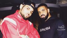 "Chris Brown e Drake insieme nel nuovo singolo ""No Guidance"""