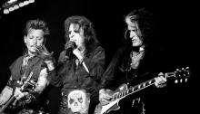 "Hollywood Vampires nuovo album ""Rise"", la rivalsa dell'hard rock"