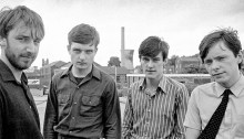 """40 anni di """"Unknown Pleasures"""" dei Joy Division 1979 - 2019"""