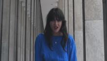 "Sharon Van Etten pubblica il video del nuovo singolo ""No One's Easy To Love"" girato all'Empire State Plaza di Albany, New York"