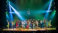 """Dal 1 aprile 2020 arriva a Roma lo spettacolo del Cirque Du Soleil """"Totem"""""""