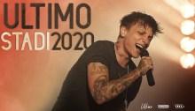 Ultimo annuncia il primo tour negli stadi nell'estate 2020