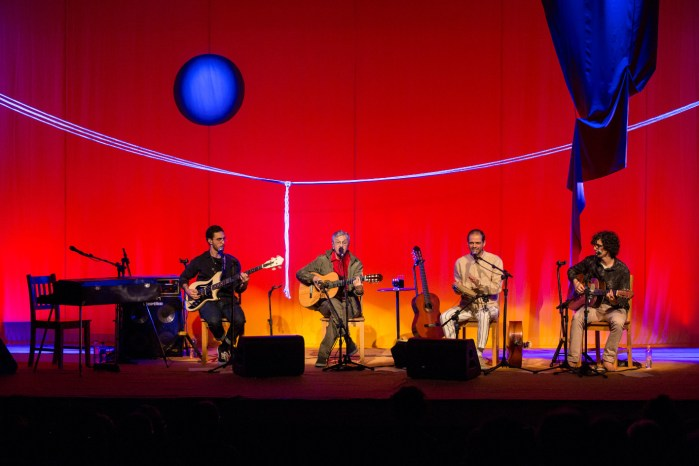 Caetano Veloso dal vivo il 19 luglio al Musart di Firenze