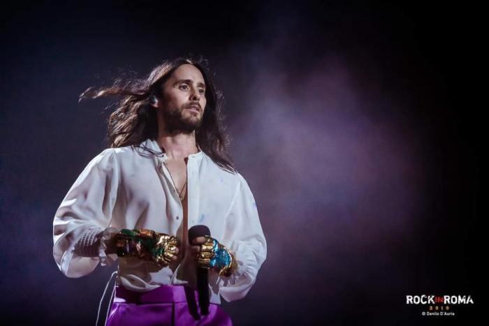La scaletta del concerto a Roma 3 luglio Thirty Seconds To Mars