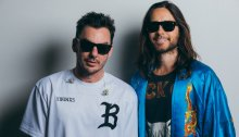 La scaletta del tour estivo europeo 2019 dei Thirty Seconds To Mars