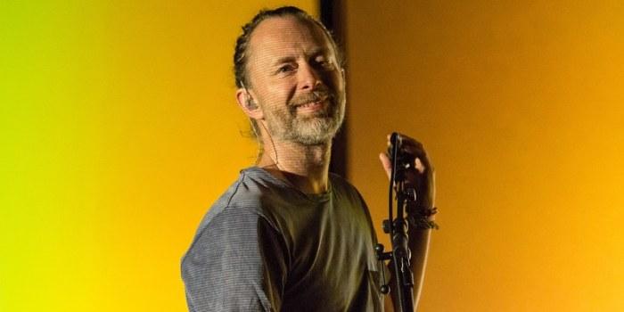"""Thom Yorke chiude il mini tour italiano di """"Anima"""" all'Auditorium per il Roma Summer Fest"""