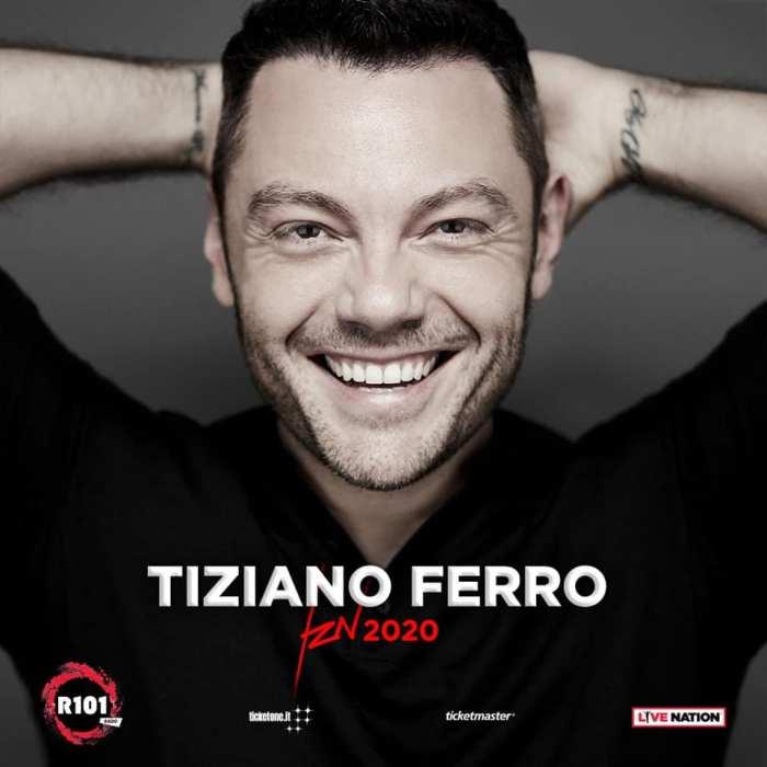 Tiziano Ferro annuncia la seconda data allo Stadio San Siro di Milano sabato 6 giugno 2020
