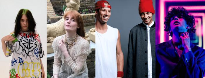 Milano Rocks il 30 e 31 agosto con Florence and The Machine, The 1975, Twenty One Pilots e Billie Eilish: dal vivo al MIND Milano