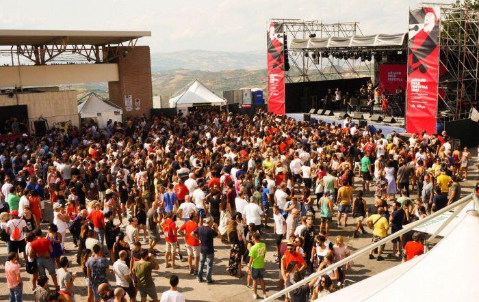 Dal 14 al 18 agosto arriva l'Ariano FolkFestival a Ariano Irpino
