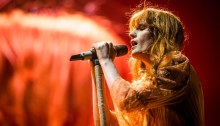 Florence and the Machine al Milano Rocks 2019