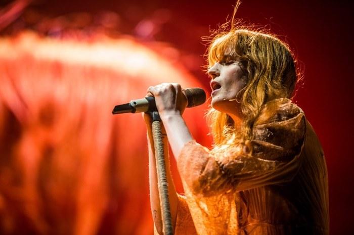 Florence and the Machine al Milano Rocks 2019