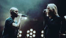 "Skunk Anansie e Paul Weller insieme sul palco per la cover live di ""You Do Something To Me"""