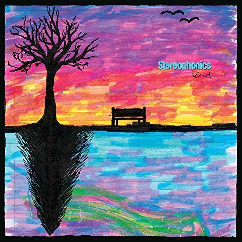"copertina ""Kind"" nuovo album 25 ottobre Stereophonics"