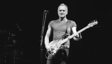 Sting nell'aftermovie del Lucca Summer Festival 2019
