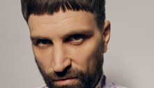 """Serge Pizzorno torna come The S.L.P. con il nuovo brano e video """"((trance))"""""""