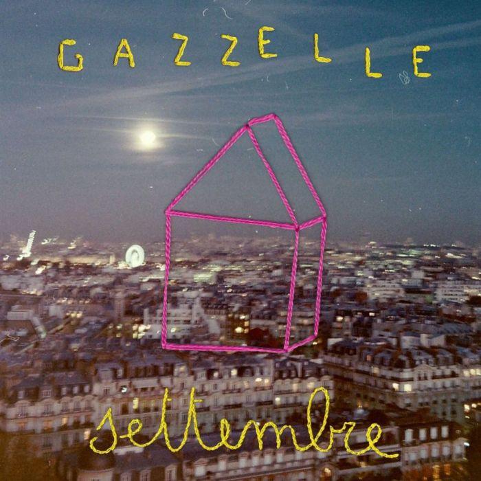 """Gazzelle copertina singolo """"Settembre"""""""