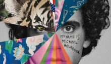 "Mika copertina nuovo album ""My Name Is Michael Holbrook"""
