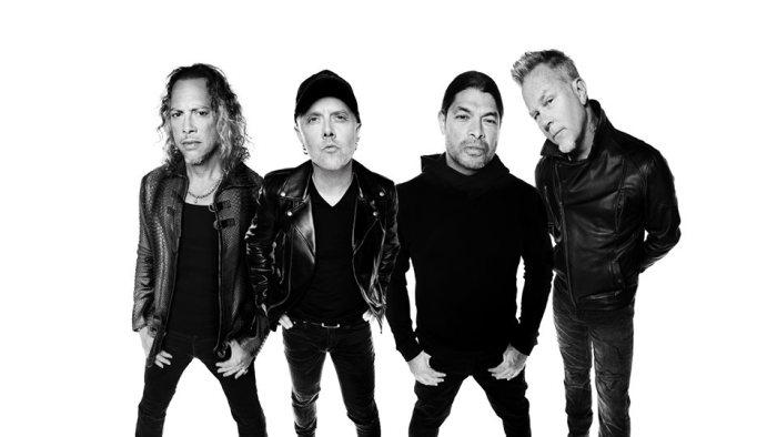 James Hetfield dei Metallica in riabilitazione
