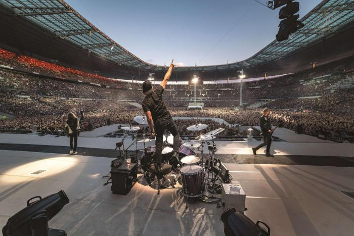 I Metallica sono la più grande tour band di tutti i tempi