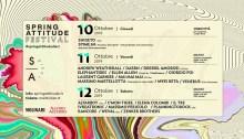 Spring Attitude dal 10 al 12 ottobre a Roma