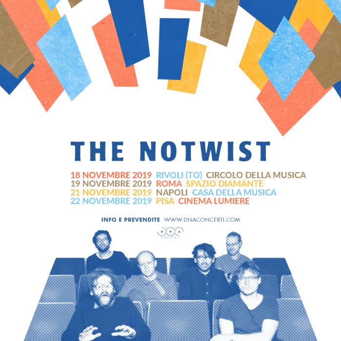 """The Notwist in concerto a novembre a Rivoli, Roma, Napoli e Pisa con uno spettacolo ispirato da """"Messier Objects"""""""