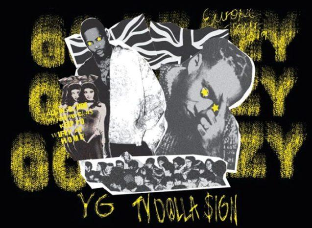YG e TY Dolla Sign in concerto il 25 novembre al Fabrique di Milano