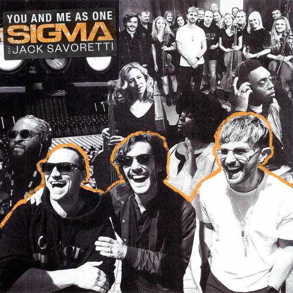 """""""You And Me As One"""" nuovo singolo di Sigma e Jack Savoretti"""