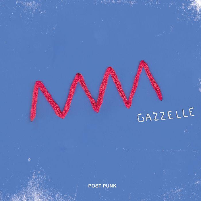 "Gazzelle copertina album ""Post Punk"""