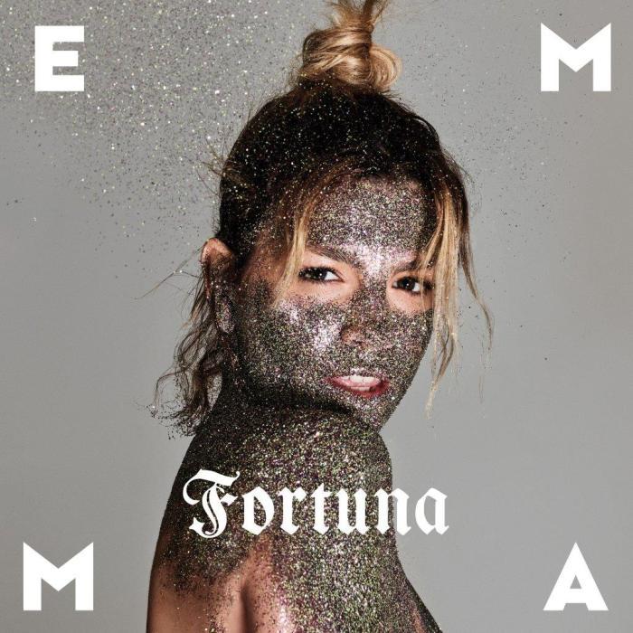 "Emma Marrone copertina album ""Fortuna"""